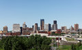 Saint paul a view of the skyline of minnesota Stock Photography
