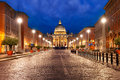 Saint Peter Cathedral in Rome, Vatican, Italy. Royalty Free Stock Photo