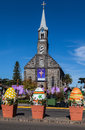 Saint Peter Church Gramado Brazil Royalty Free Stock Image