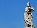Saint Peter patron of Rome Royalty Free Stock Photo