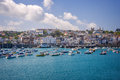 Saint Peter port, Guernsey Royalty Free Stock Photo