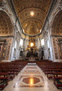 Saint Peter's Basilica Royalty Free Stock Photo