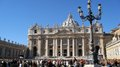 Saint peters basilica st peter s in vatican city italy Stock Photos