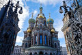 Saint-Petersburg, Russia - March 29, 2017: Church of the Saviour on Spilled Blood Royalty Free Stock Photo
