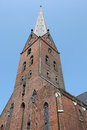 Saint petri church in hamburg germany Royalty Free Stock Photos