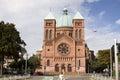 Saint-Pierre-le-Jeune Catholic church in Strasbourg