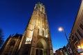 Saint Rumbold's Cathedral in Mechelen