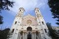 Saint spyridon the new church in bucharest romania Stock Photo