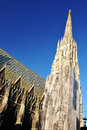 Saint Stephen cathedral in Vienna, Austria Royalty Free Stock Image