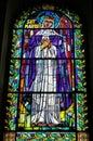 Roman catholic church. Saint Stephen Basilica - landmark attraction in Budapest, Hungary. Royalty Free Stock Photo