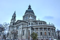 Saint stephen s basilica budapest hungary in roman catholic in it is named in honor of the first Royalty Free Stock Image