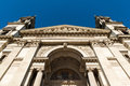 Saint Stephen's Basilica in Budapest Royalty Free Stock Photo