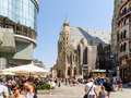 Saint Stephen's Cathedral (Stephansdom) Royalty Free Stock Photo
