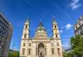 Saint Stephens Cathedral Budapest Hungary Royalty Free Stock Photo