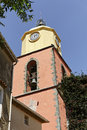 Saint Tropez, parish church, Southern France, Europe Royalty Free Stock Photo