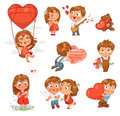 Saint valentin heureuse Photo stock