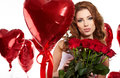 Saint Valentine day Stock Images