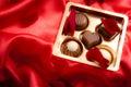 Saint Valentine day luxury sweets