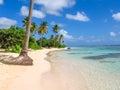 Sainte-Anne Guadeloupe Royalty Free Stock Photo