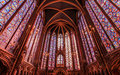 Sainte-Chapelle Chapel in Paris