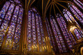 Sainte Chapelle, Paris Royalty Free Stock Photos