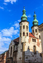 Saints Peter and Paul Church Krakow Stock Photography