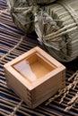 Sake Royalty Free Stock Photo