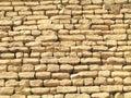 Sakkara Pyramid Closeup Stock Image