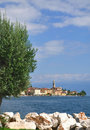 SalòLake Garda,Italy Royalty Free Stock Photography
