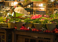 Salad Bar Royalty Free Stock Photography