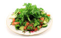 Salad Of Fresh Greens And Frui...