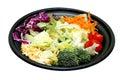 Salad Takeout Royalty Free Stock Photo