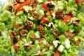 Salad1 Royalty Free Stock Photo