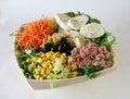 Salad2 Royalty Free Stock Photo