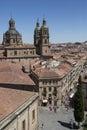 Salamanca - Spain Royalty Free Stock Photos