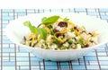 Salat des wilden Reises Lizenzfreie Stockfotografie