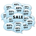 Sale add Icon Royalty Free Stock Photo
