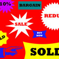 Sale background Royalty Free Stock Photos