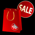 Sale bag Stock Photos