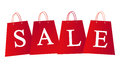 Sale bags Stock Photo
