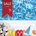 Sale Discount Promotion Special Offer Graphic Concept Royalty Free Stock Photo