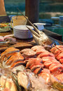 Sale is fresher than fish in the market in thailand Stock Photo