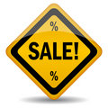 Sale icon Stock Image