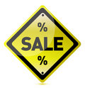 Sale icon, illustration design Royalty Free Stock Images