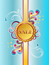 Sale label Stock Photography