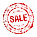 Sale stamp. Royalty Free Stock Photos