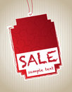 Sale tag Stock Photo