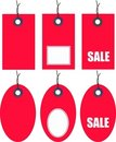 Sale tags Stock Photos