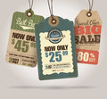 Sale tags tag price tag templates design Stock Photos
