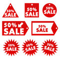 Sale Tickets Royalty Free Stock Photography